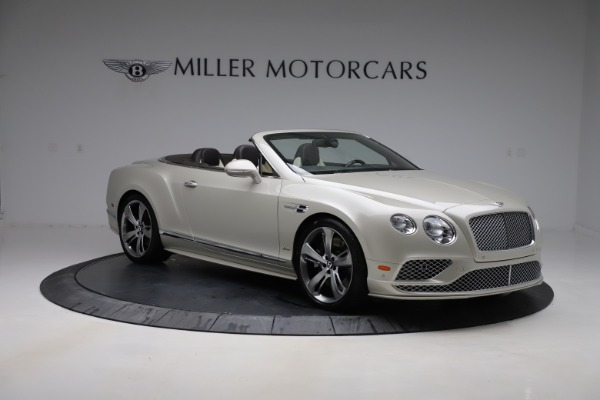 Used 2016 Bentley Continental GTC Speed for sale Sold at Alfa Romeo of Greenwich in Greenwich CT 06830 12