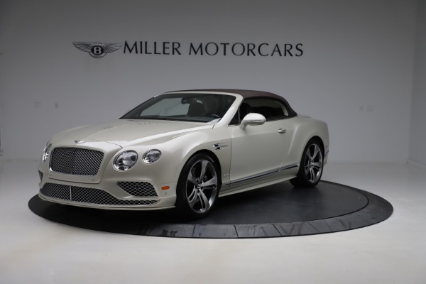Used 2016 Bentley Continental GTC Speed for sale Sold at Alfa Romeo of Greenwich in Greenwich CT 06830 14