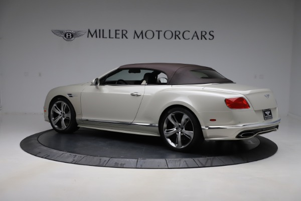 Used 2016 Bentley Continental GTC Speed for sale $149,900 at Alfa Romeo of Greenwich in Greenwich CT 06830 16