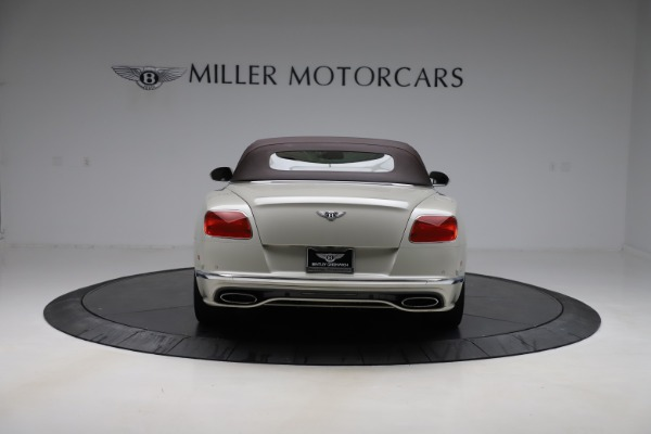 Used 2016 Bentley Continental GTC Speed for sale Sold at Alfa Romeo of Greenwich in Greenwich CT 06830 17