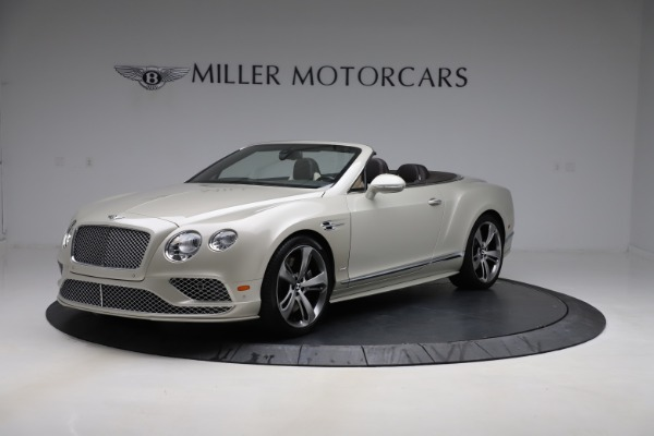 Used 2016 Bentley Continental GTC Speed for sale Sold at Alfa Romeo of Greenwich in Greenwich CT 06830 2