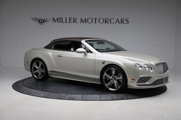 Used 2016 Bentley Continental GTC Speed for sale Sold at Alfa Romeo of Greenwich in Greenwich CT 06830 20
