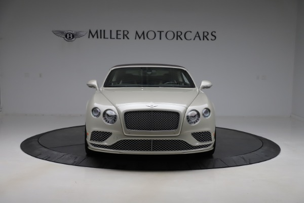 Used 2016 Bentley Continental GTC Speed for sale $149,900 at Alfa Romeo of Greenwich in Greenwich CT 06830 21