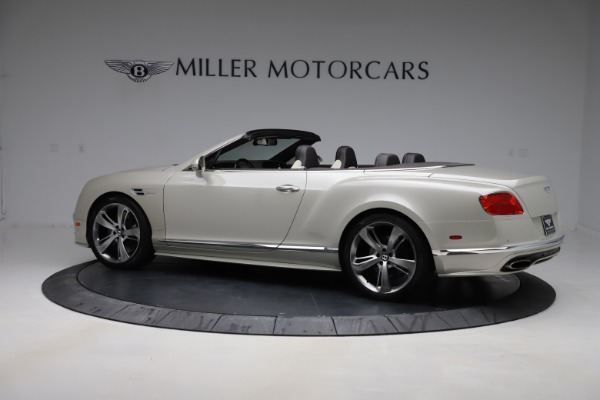 Used 2016 Bentley Continental GTC Speed for sale Sold at Alfa Romeo of Greenwich in Greenwich CT 06830 4