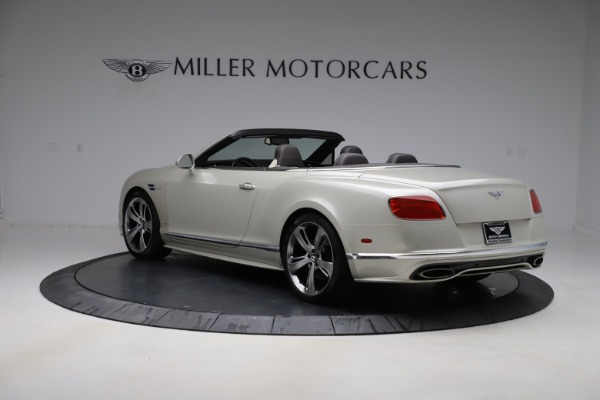 Used 2016 Bentley Continental GTC Speed for sale Sold at Alfa Romeo of Greenwich in Greenwich CT 06830 5