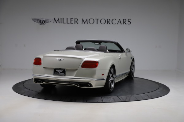 Used 2016 Bentley Continental GTC Speed for sale Sold at Alfa Romeo of Greenwich in Greenwich CT 06830 7