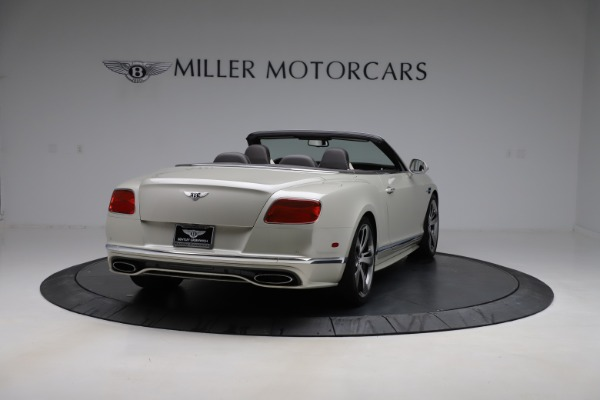 Used 2016 Bentley Continental GTC Speed for sale Sold at Alfa Romeo of Greenwich in Greenwich CT 06830 8