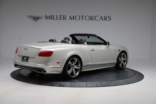 Used 2016 Bentley Continental GTC Speed for sale Sold at Alfa Romeo of Greenwich in Greenwich CT 06830 9