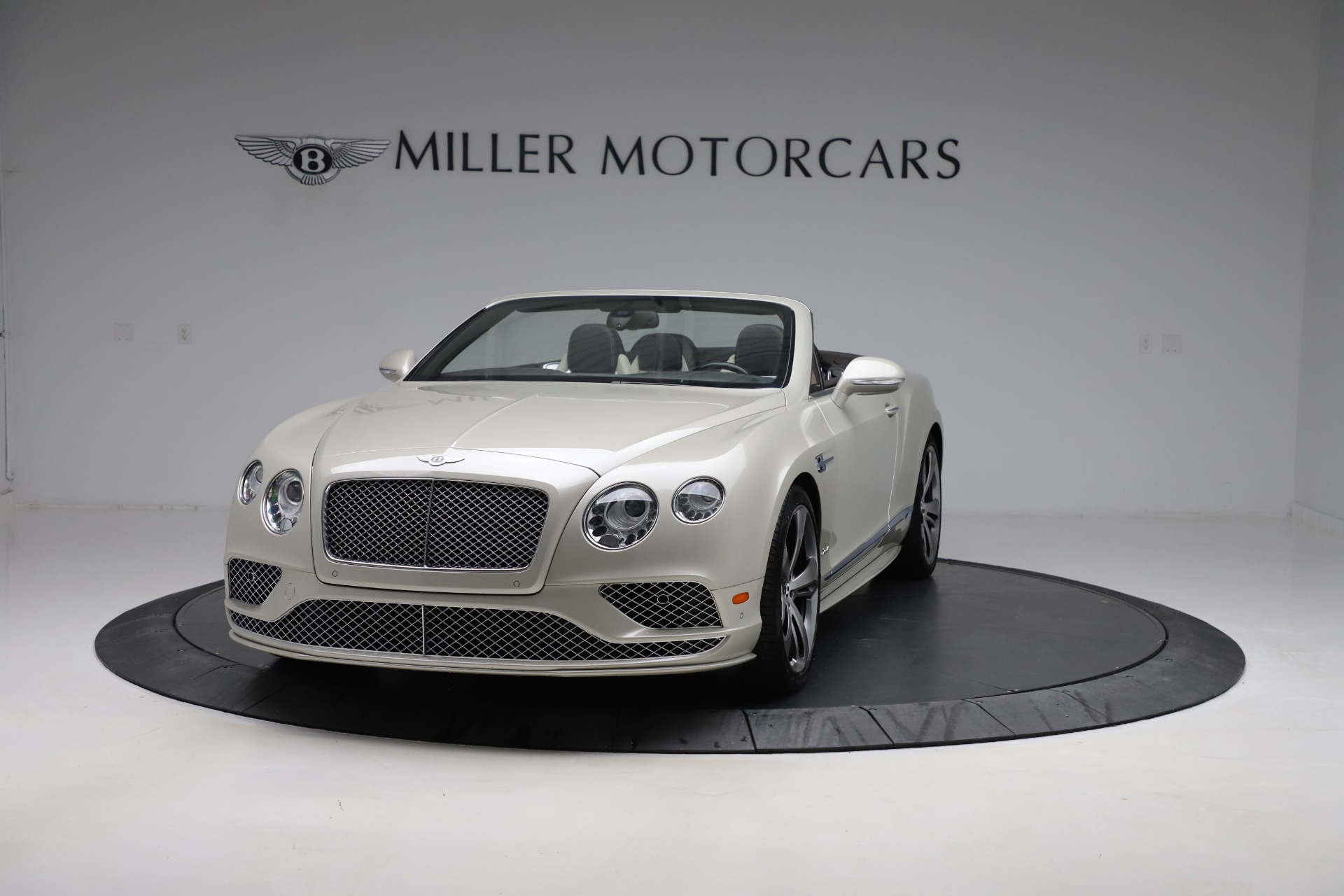 Used 2016 Bentley Continental GTC Speed for sale Sold at Alfa Romeo of Greenwich in Greenwich CT 06830 1