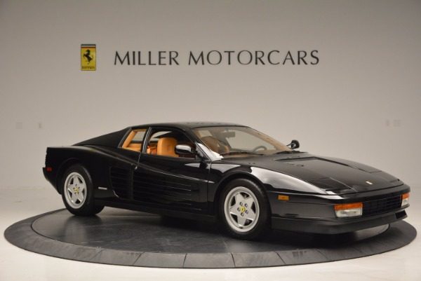 Used 1989 Ferrari Testarossa for sale Sold at Alfa Romeo of Greenwich in Greenwich CT 06830 10