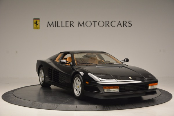 Used 1989 Ferrari Testarossa for sale Sold at Alfa Romeo of Greenwich in Greenwich CT 06830 11