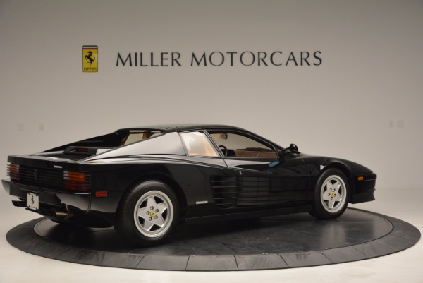 Used 1989 Ferrari Testarossa for sale Sold at Alfa Romeo of Greenwich in Greenwich CT 06830 8