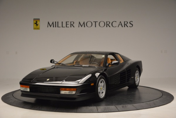 Used 1989 Ferrari Testarossa for sale Sold at Alfa Romeo of Greenwich in Greenwich CT 06830 1
