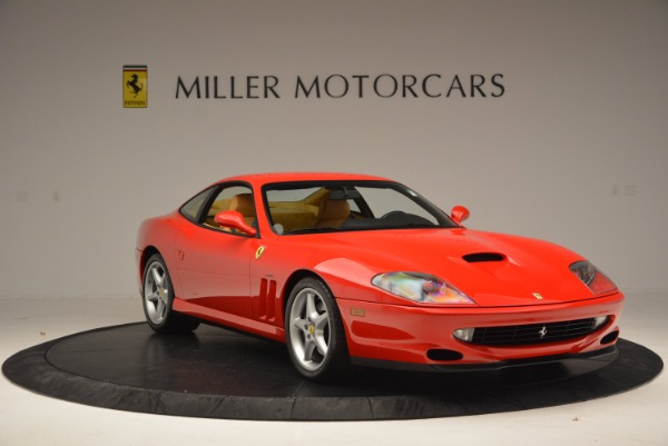Used 2000 Ferrari 550 Maranello for sale Sold at Alfa Romeo of Greenwich in Greenwich CT 06830 11