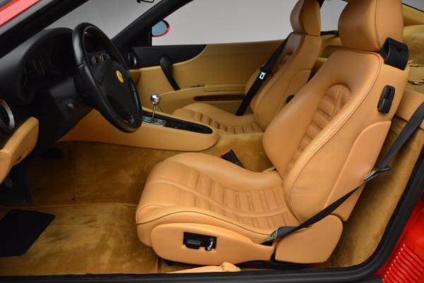 Used 2000 Ferrari 550 Maranello for sale Sold at Alfa Romeo of Greenwich in Greenwich CT 06830 14