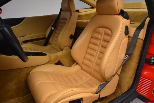 Used 2000 Ferrari 550 Maranello for sale Sold at Alfa Romeo of Greenwich in Greenwich CT 06830 15
