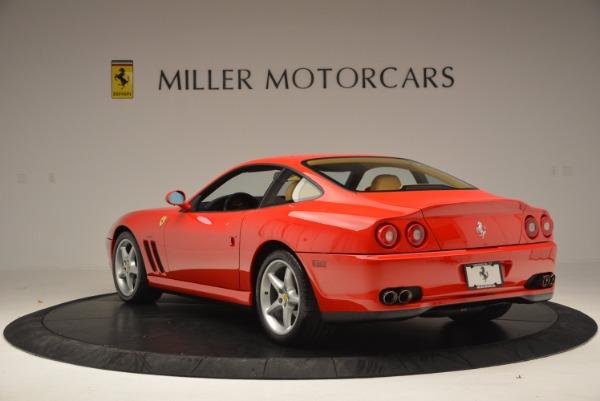 Used 2000 Ferrari 550 Maranello for sale Sold at Alfa Romeo of Greenwich in Greenwich CT 06830 5
