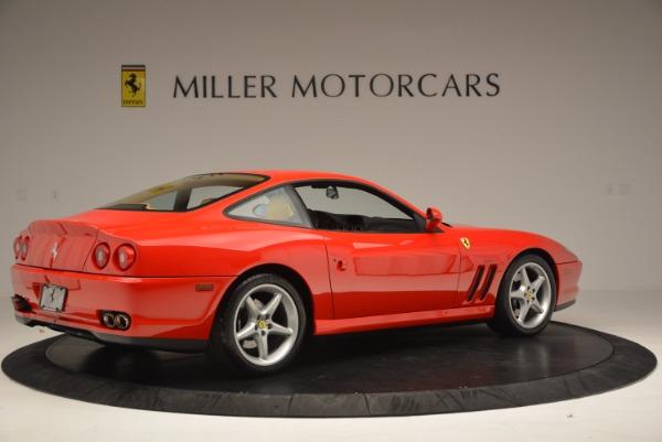 Used 2000 Ferrari 550 Maranello for sale Sold at Alfa Romeo of Greenwich in Greenwich CT 06830 8