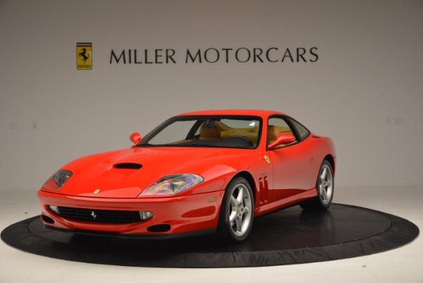 Used 2000 Ferrari 550 Maranello for sale Sold at Alfa Romeo of Greenwich in Greenwich CT 06830 1