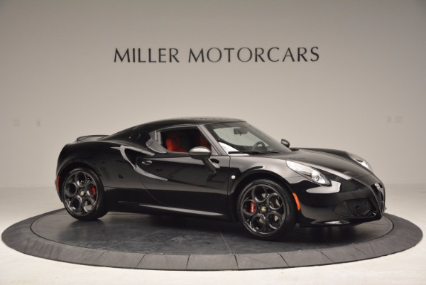 New 2016 Alfa Romeo 4C for sale Sold at Alfa Romeo of Greenwich in Greenwich CT 06830 10