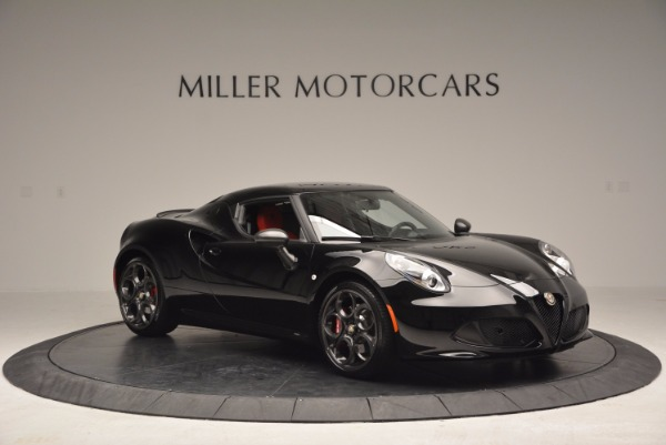 New 2016 Alfa Romeo 4C for sale Sold at Alfa Romeo of Greenwich in Greenwich CT 06830 11