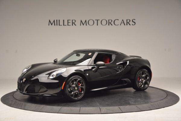New 2016 Alfa Romeo 4C for sale Sold at Alfa Romeo of Greenwich in Greenwich CT 06830 2