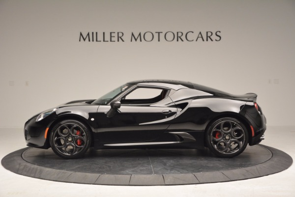 New 2016 Alfa Romeo 4C for sale Sold at Alfa Romeo of Greenwich in Greenwich CT 06830 3