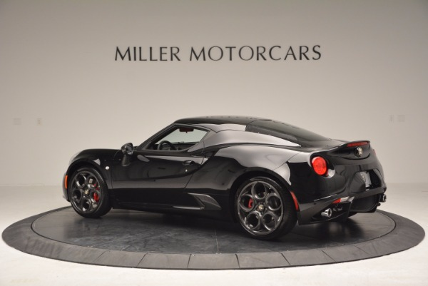New 2016 Alfa Romeo 4C for sale Sold at Alfa Romeo of Greenwich in Greenwich CT 06830 4