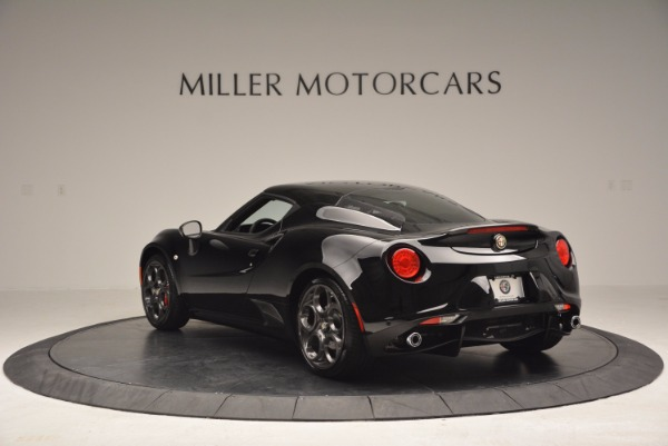 New 2016 Alfa Romeo 4C for sale Sold at Alfa Romeo of Greenwich in Greenwich CT 06830 5