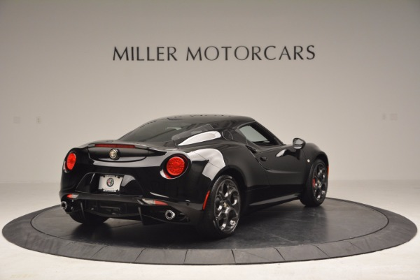 New 2016 Alfa Romeo 4C for sale Sold at Alfa Romeo of Greenwich in Greenwich CT 06830 7