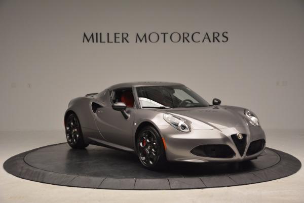 New 2016 Alfa Romeo 4C for sale Sold at Alfa Romeo of Greenwich in Greenwich CT 06830 11