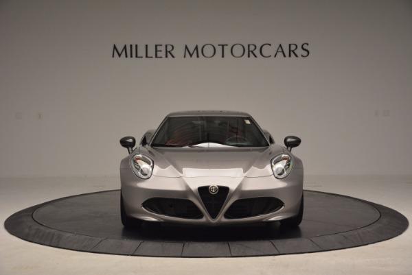 New 2016 Alfa Romeo 4C for sale Sold at Alfa Romeo of Greenwich in Greenwich CT 06830 12