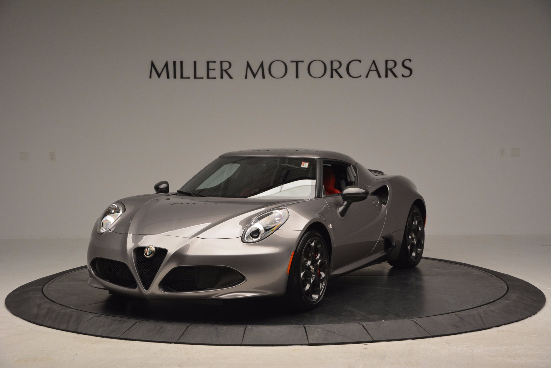New 2016 Alfa Romeo 4C for sale Sold at Alfa Romeo of Greenwich in Greenwich CT 06830 1