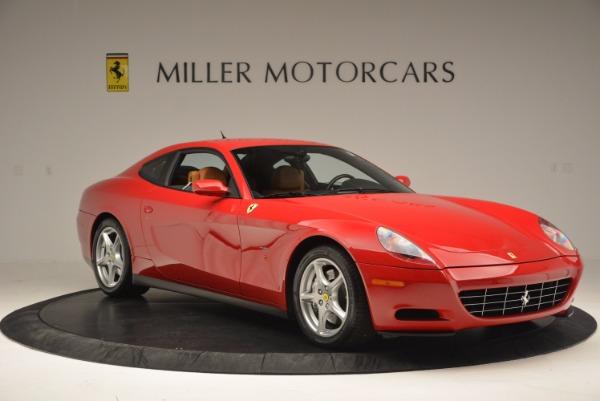 Used 2005 Ferrari 612 Scaglietti for sale Sold at Alfa Romeo of Greenwich in Greenwich CT 06830 11
