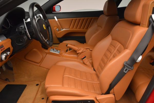 Used 2005 Ferrari 612 Scaglietti for sale Sold at Alfa Romeo of Greenwich in Greenwich CT 06830 14