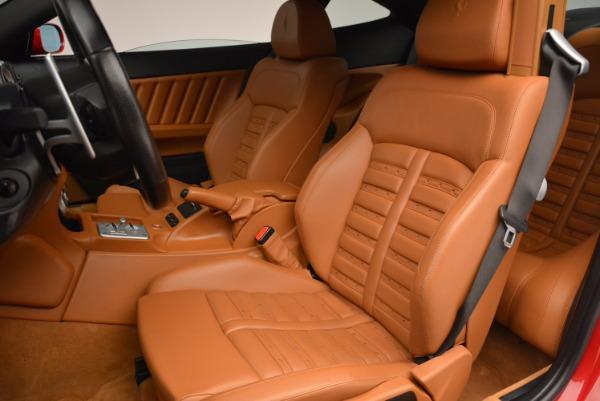 Used 2005 Ferrari 612 Scaglietti for sale Sold at Alfa Romeo of Greenwich in Greenwich CT 06830 15