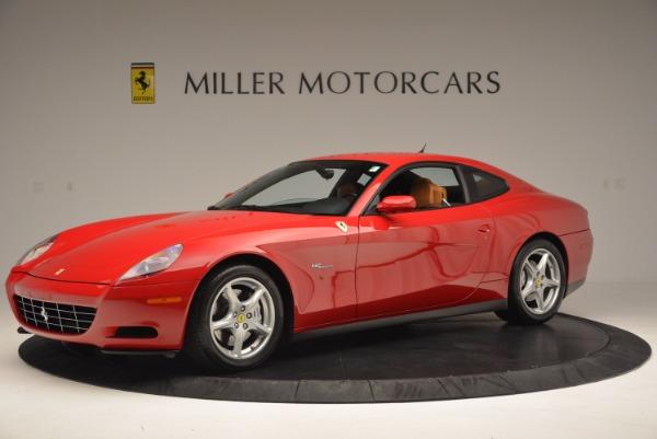 Used 2005 Ferrari 612 Scaglietti for sale Sold at Alfa Romeo of Greenwich in Greenwich CT 06830 2