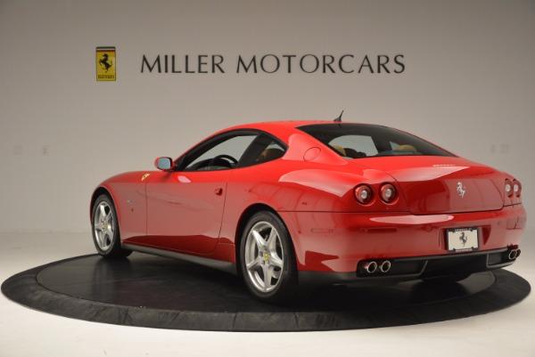 Used 2005 Ferrari 612 Scaglietti for sale Sold at Alfa Romeo of Greenwich in Greenwich CT 06830 5