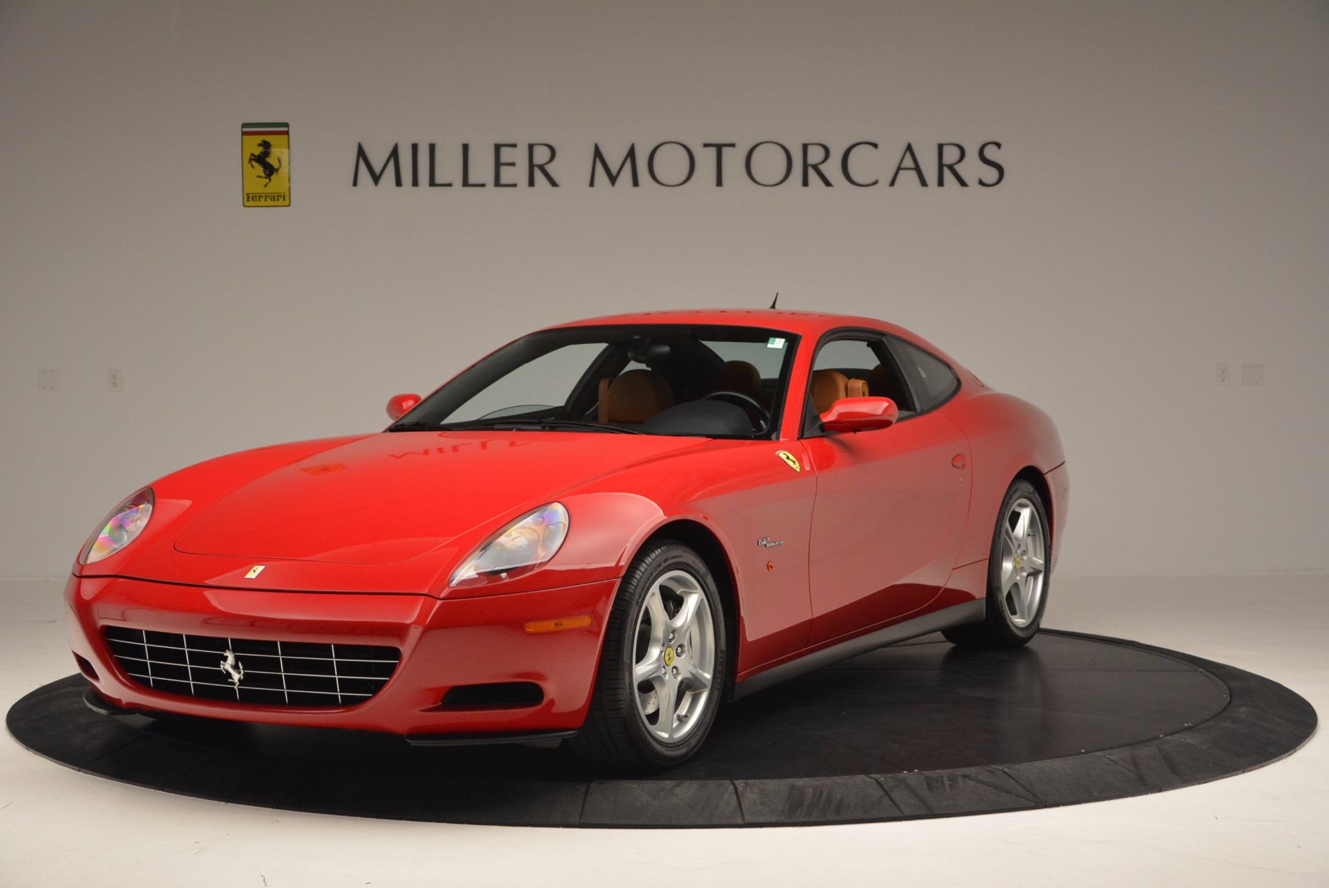 Used 2005 Ferrari 612 Scaglietti for sale Sold at Alfa Romeo of Greenwich in Greenwich CT 06830 1
