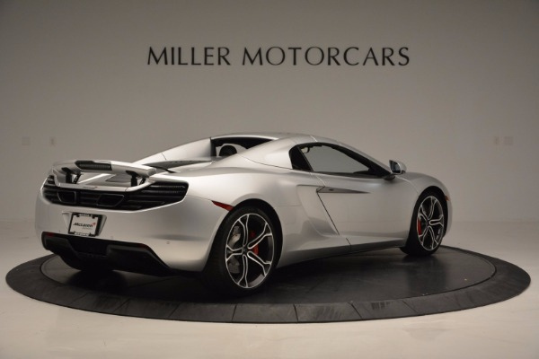 Used 2014 McLaren MP4-12C Spider for sale Sold at Alfa Romeo of Greenwich in Greenwich CT 06830 19
