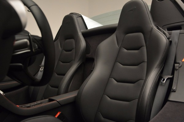 Used 2014 McLaren MP4-12C Spider for sale Sold at Alfa Romeo of Greenwich in Greenwich CT 06830 24