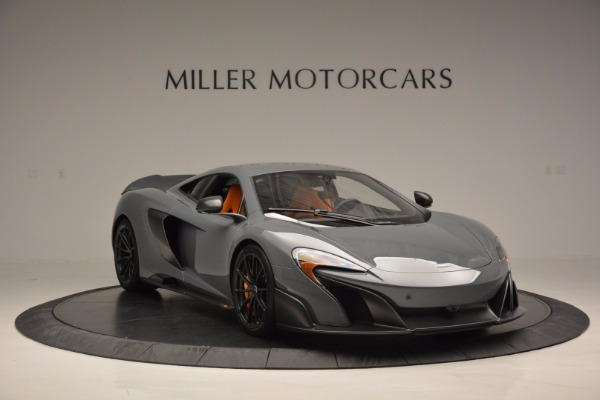 Used 2016 McLaren 675LT for sale Sold at Alfa Romeo of Greenwich in Greenwich CT 06830 11