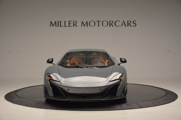 Used 2016 McLaren 675LT for sale Sold at Alfa Romeo of Greenwich in Greenwich CT 06830 12