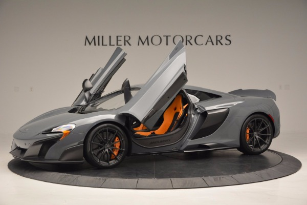 Used 2016 McLaren 675LT for sale Sold at Alfa Romeo of Greenwich in Greenwich CT 06830 15