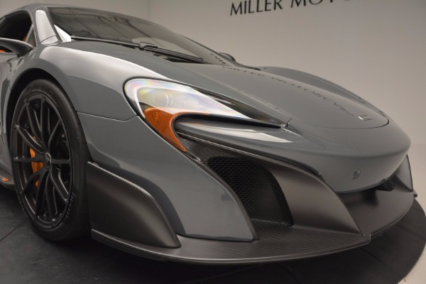 Used 2016 McLaren 675LT for sale Sold at Alfa Romeo of Greenwich in Greenwich CT 06830 22
