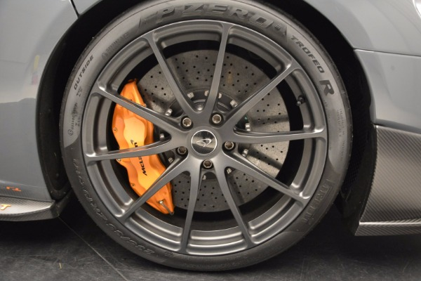 Used 2016 McLaren 675LT for sale Sold at Alfa Romeo of Greenwich in Greenwich CT 06830 23