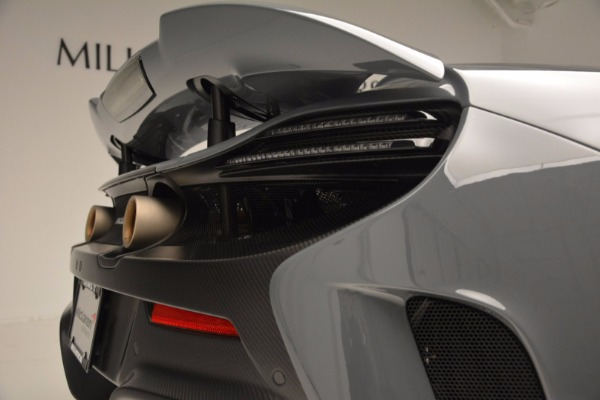 Used 2016 McLaren 675LT for sale Sold at Alfa Romeo of Greenwich in Greenwich CT 06830 26
