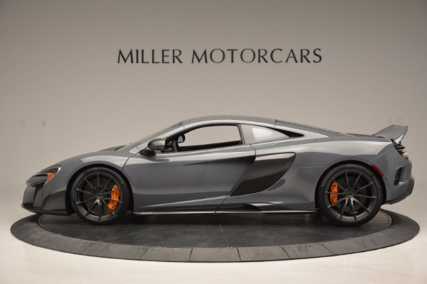 Used 2016 McLaren 675LT for sale Sold at Alfa Romeo of Greenwich in Greenwich CT 06830 3