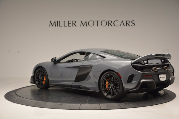 Used 2016 McLaren 675LT for sale Sold at Alfa Romeo of Greenwich in Greenwich CT 06830 4