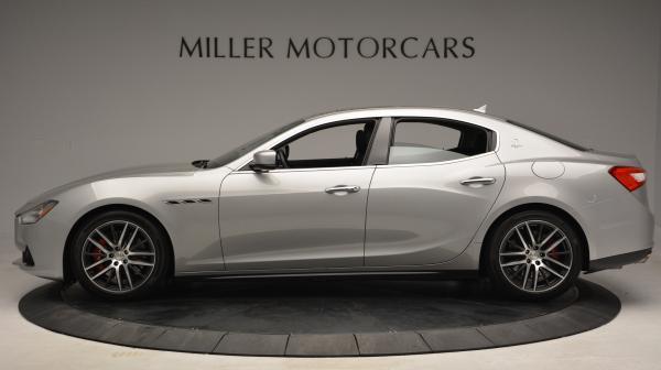 New 2016 Maserati Ghibli S Q4 for sale Sold at Alfa Romeo of Greenwich in Greenwich CT 06830 3